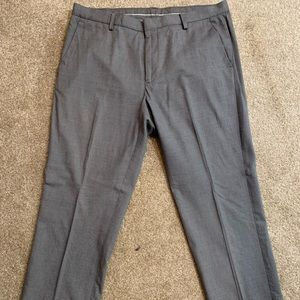 Calvin Klein slim fit dress pants